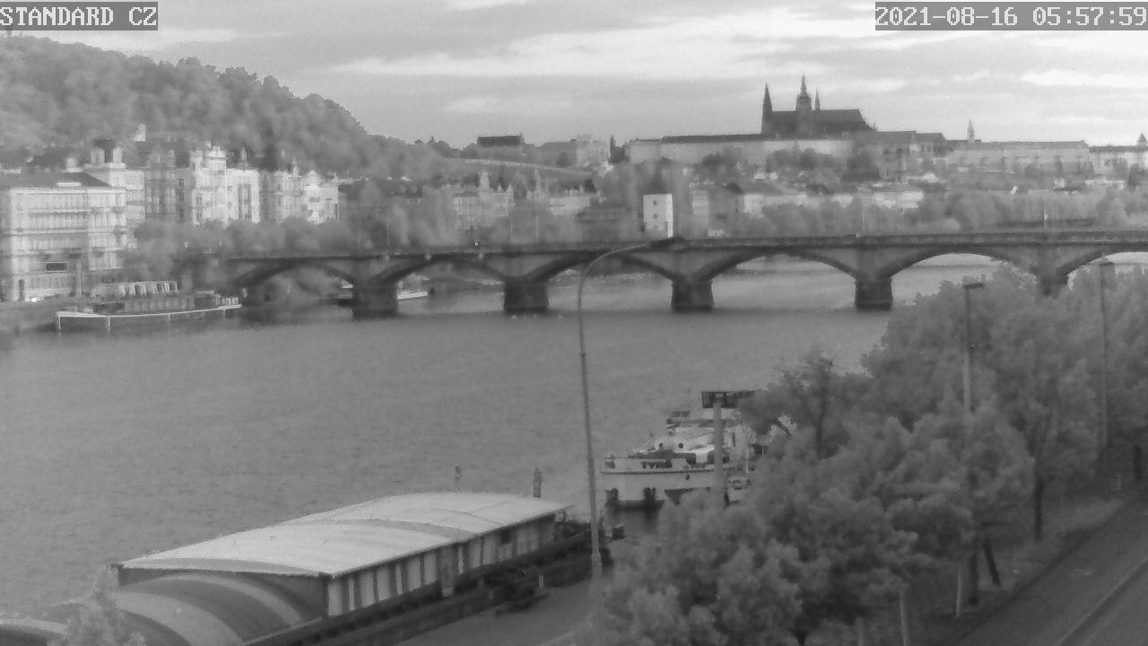 Webkamera Praha - Hotel ROYAL STANDARD